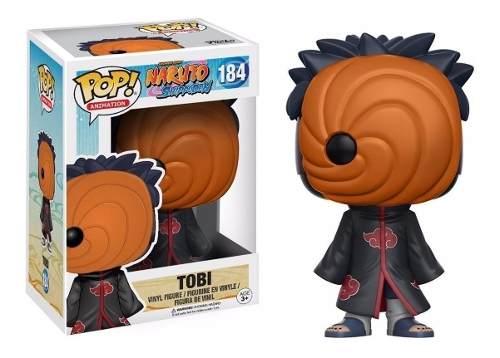 Funko Pop! Anime - Naruto Shippuden / Tobi #184 Original