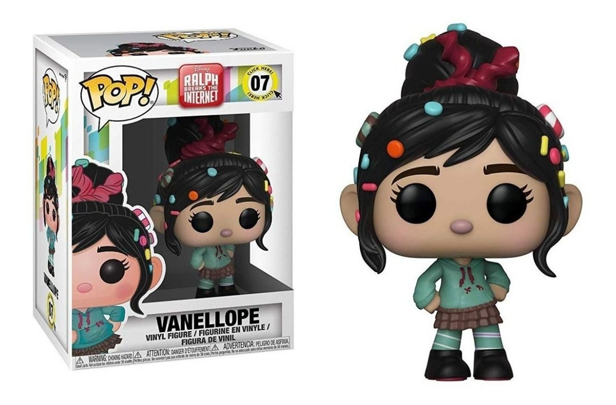 Funko Pop Disney Detona Ralph 2 Vanellope #07