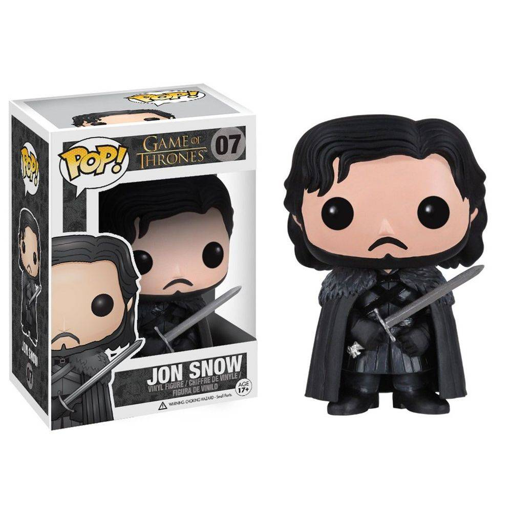 Funko Pop - Game Of Thrones 07 - Jon Snow - DUPL