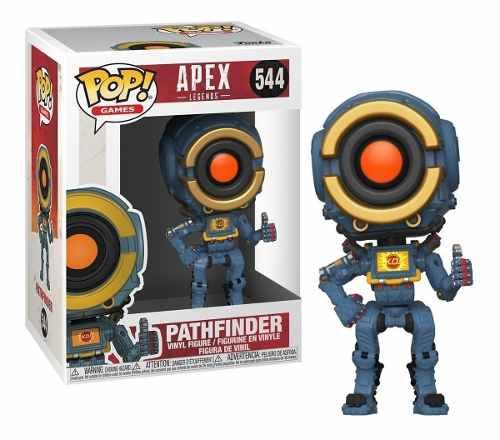 Funko Pop! Games - Apex Legends - Pathfinder #544