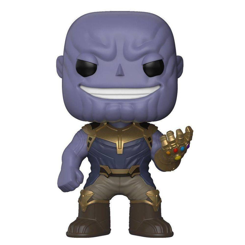 Funko Pop Marvel Avengers Infinity War 289 Thanos Novo