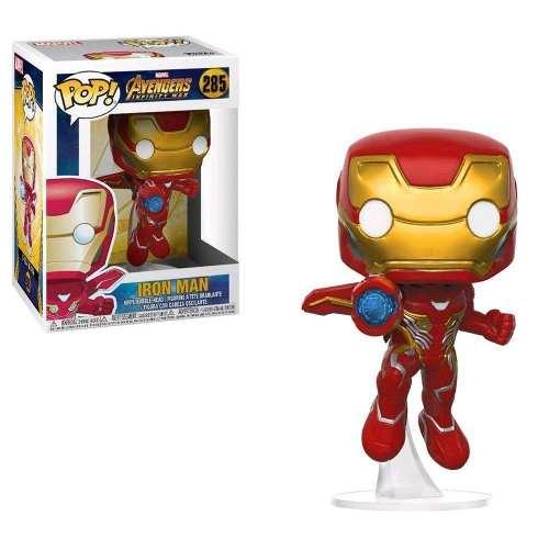 Funko Pop! Marvel: Avengers Infinity War - Iron Man #285 - DUPLI