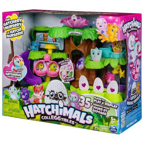 Hatchimals Colleggtibles Hatchery Playset Escolinha