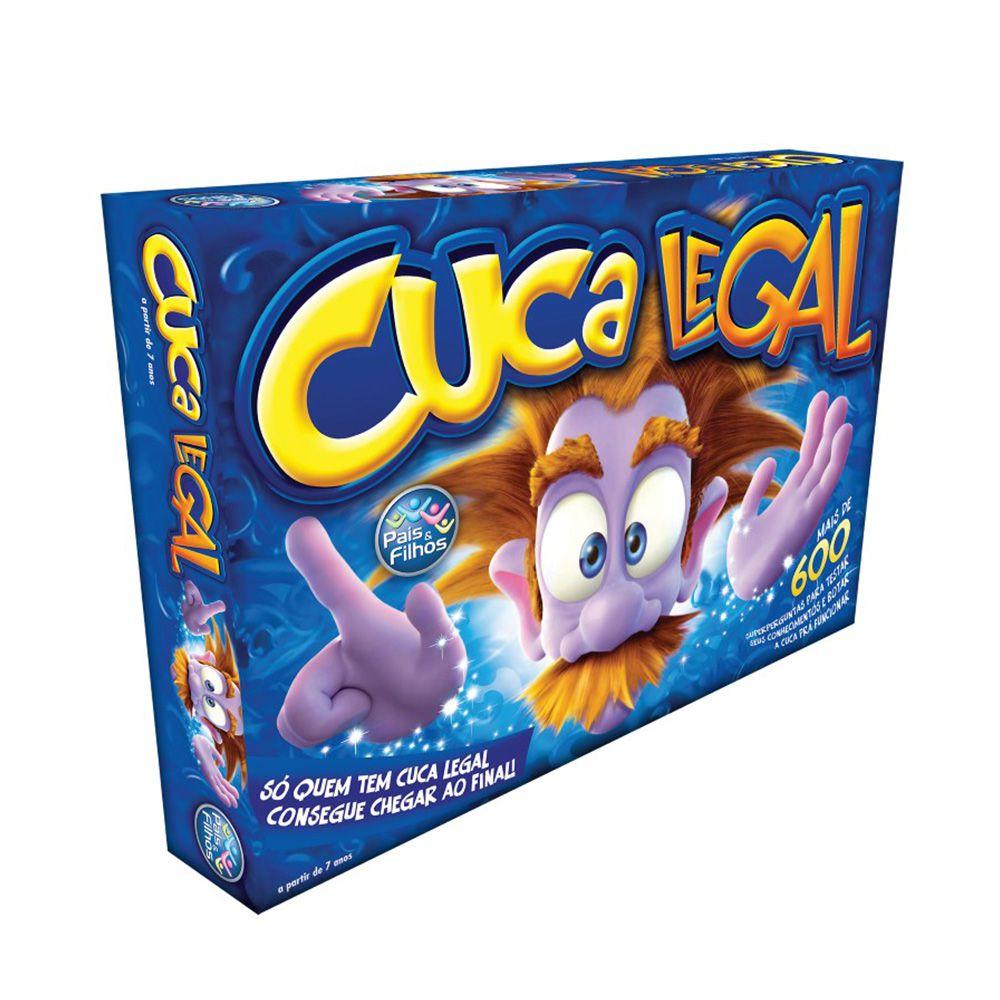 Jogo Cuca Legal - 1178 Pais E Filhos
