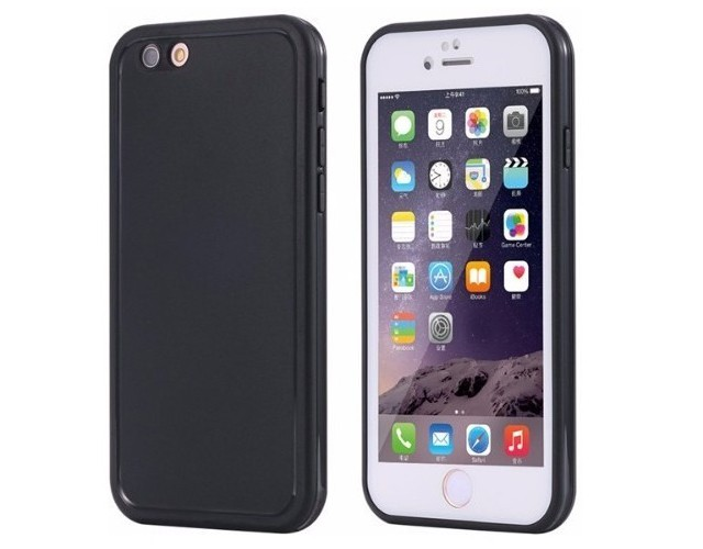 Kit Capinha Case Prova D Agua Waterproof Apple Iphone X