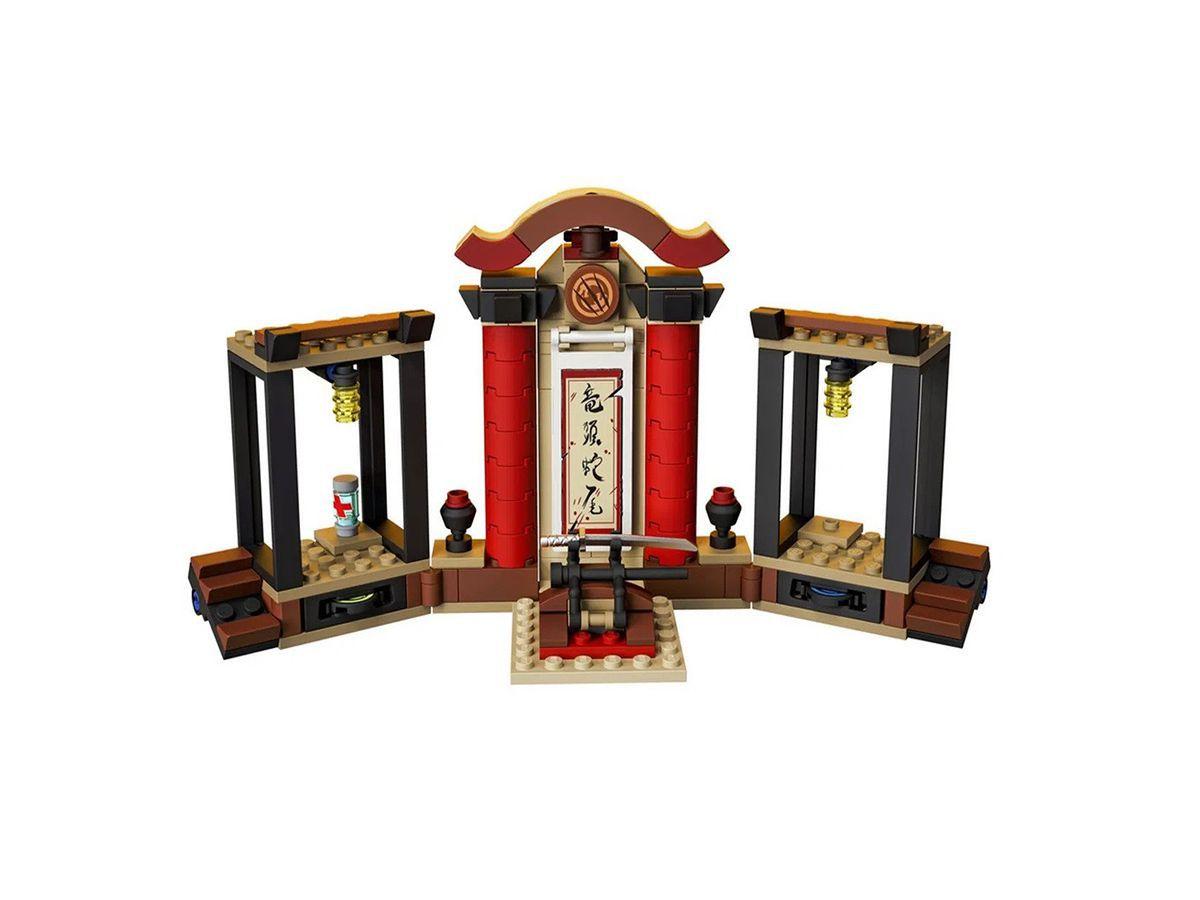 Lego Overwatch - Hanzo E Genji