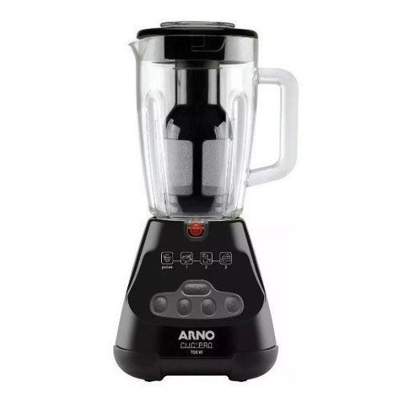 Liquidificador Arno Clic Pro Ln48 2,3 Litros Com Filtro