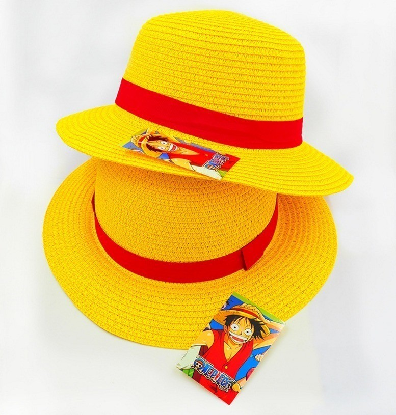 Luffy Chapéu De Palha One Piece Cosplay