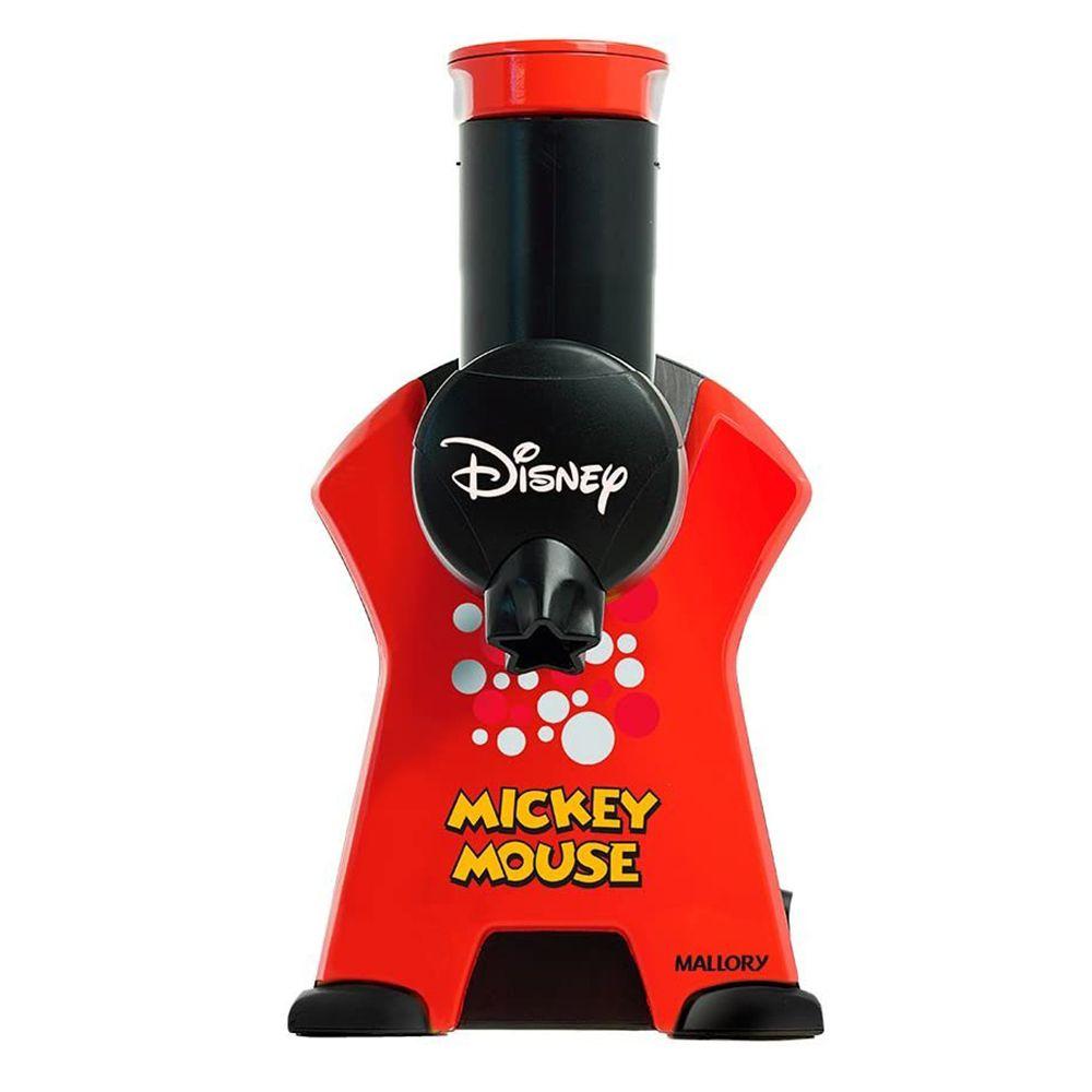 Máquina De Sorvete Natural Sorveteira Disney Mickey Mallory