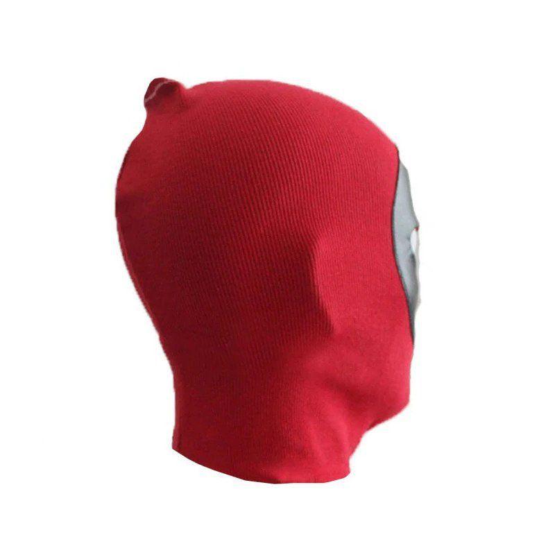 Máscara Deadpool Cosplay Marvel Gorro Balaclava Alta Qualida
