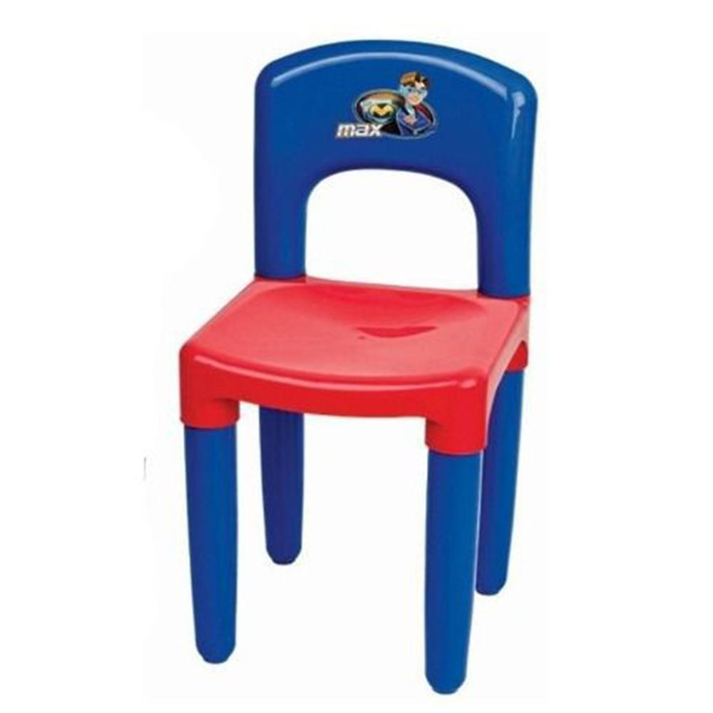 Mesa Mesinha Infantil Com Cadeira Azul Max - Magic Toys