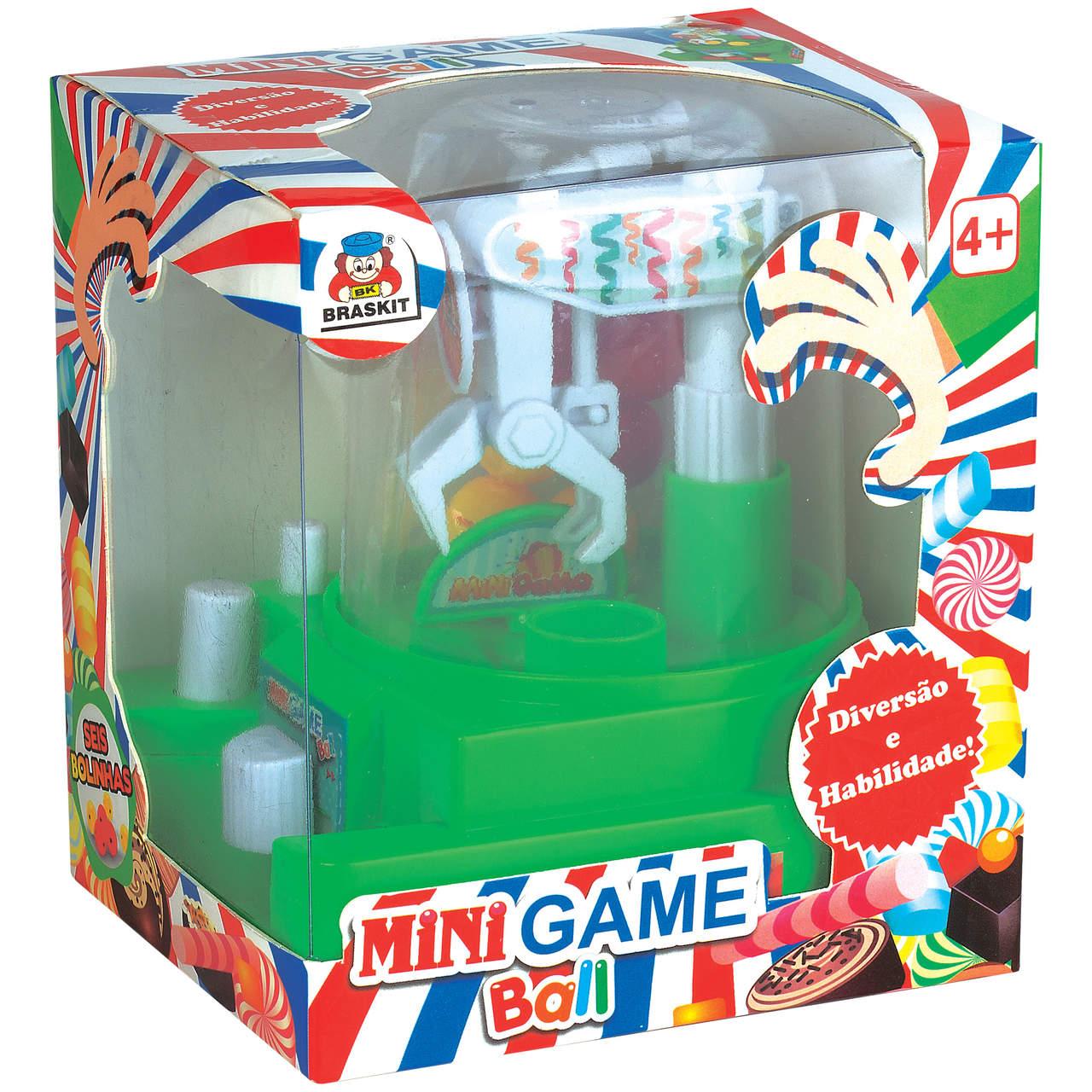 Mini Game Ball Braskit
