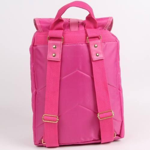Mochila Capricho Love Rosa 10988 Pink Escolar