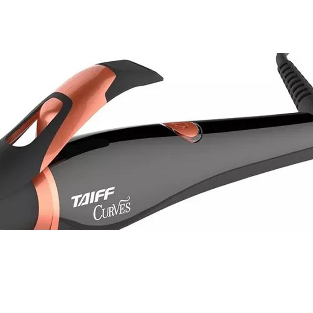 Modelador Cachos Taiff Curves 210º 1 Polegada (25mm) Bivolt