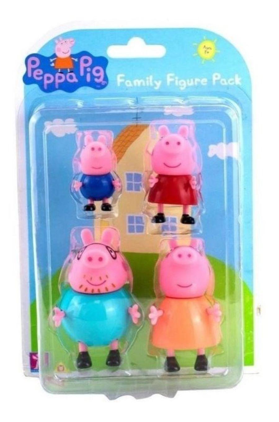 Peppa Pig Família - Sunny 2301