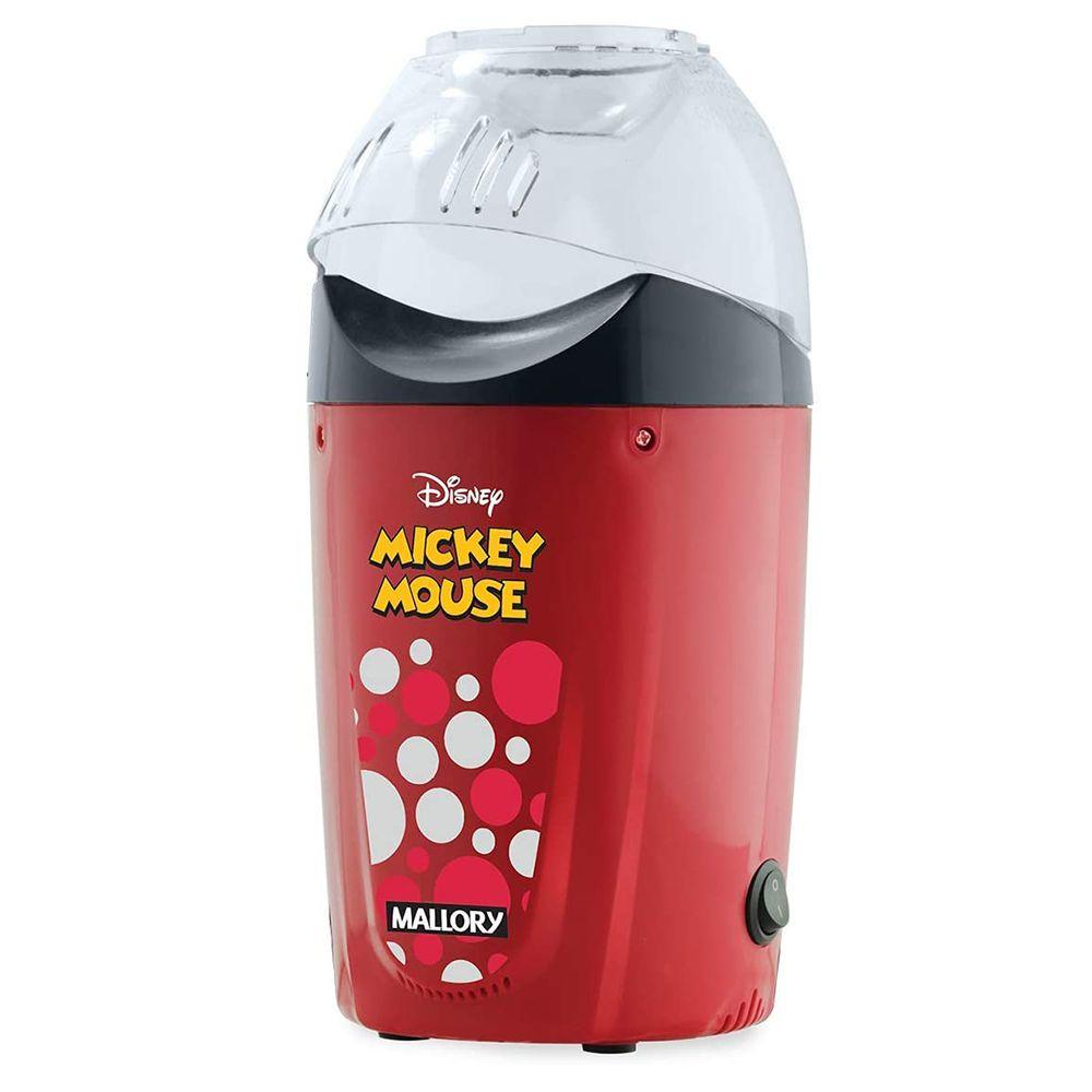 Pipoqueira Elétrica Disney Mickey Mallory