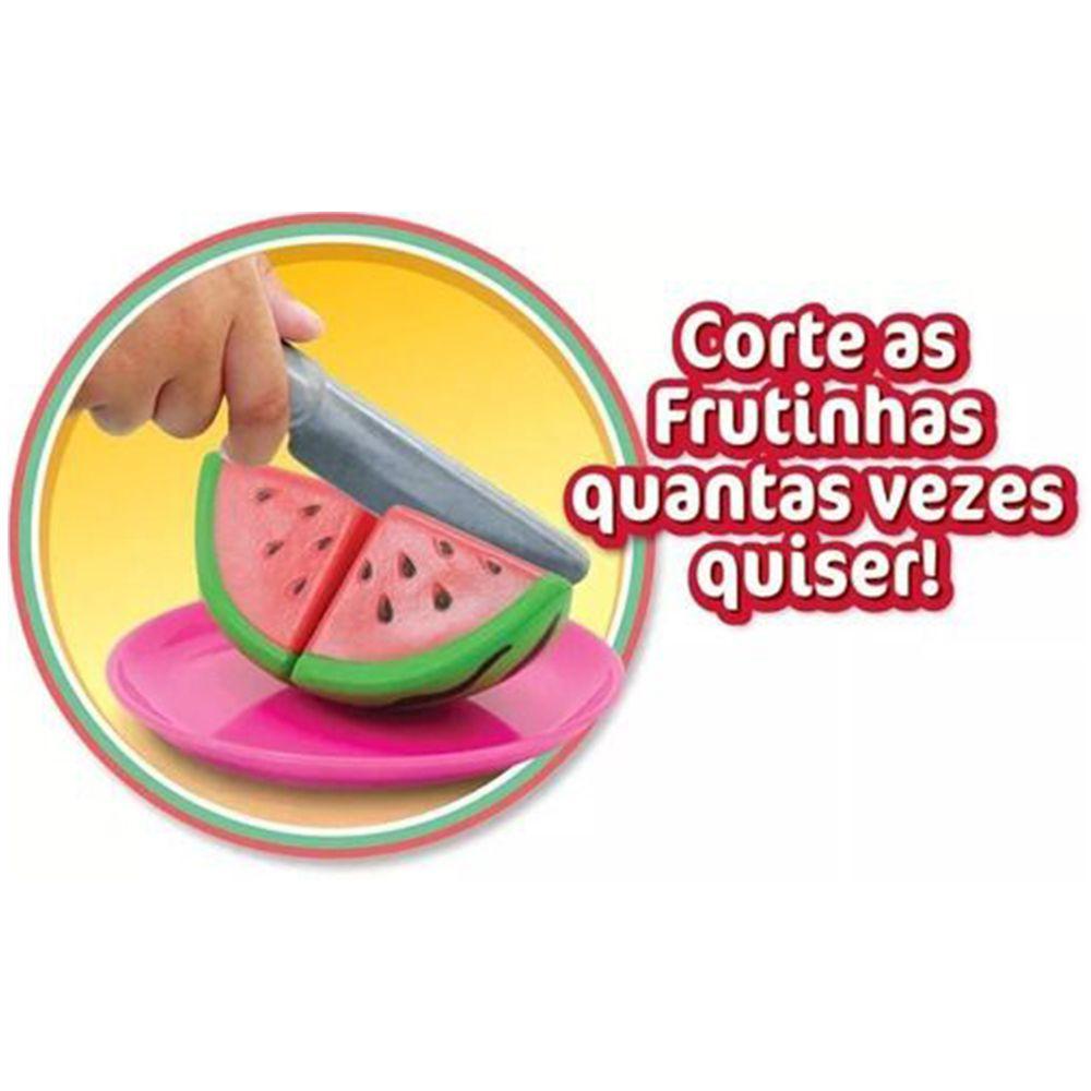 Piquenique Salada De Frutas Brinquedo Menino Menina Brincar
