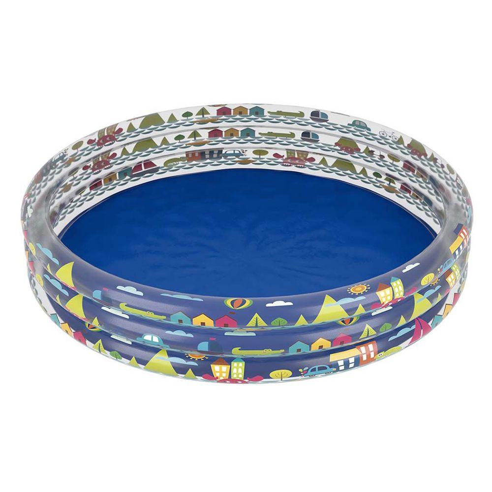 Piscina Banheira Inflável Criancas Infantil 450 L Mor 001784