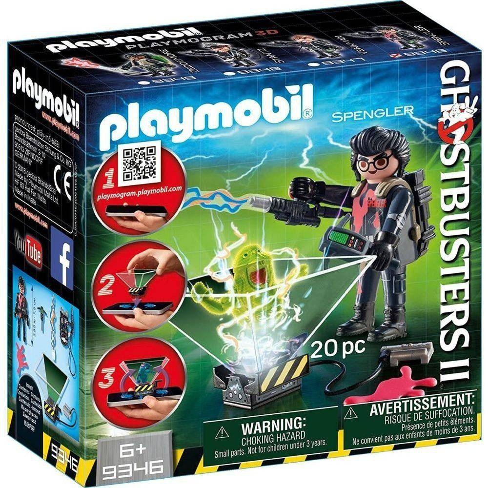 Playmobil 9346 Ghostbusters 2 - Egon Spengler - Sunny