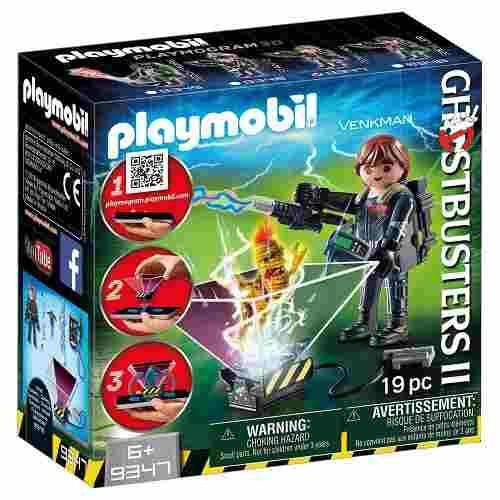 Playmobil 9347 - Ghostbusters Peter Venkman