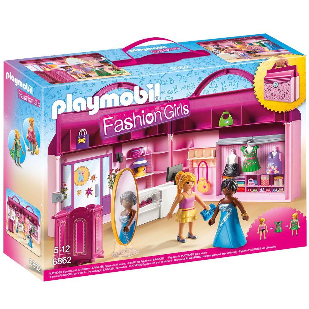 Playmobil - Fashion Girls - Boutique Fashion - 6862 - Sunny