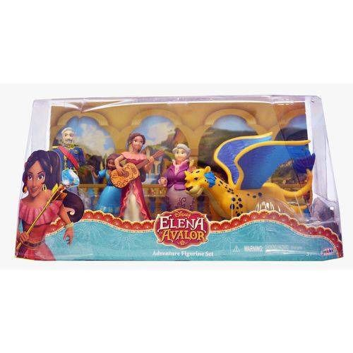 Playset E Figuras Domo Disney Elena De Avalor Cód1229 Sunny