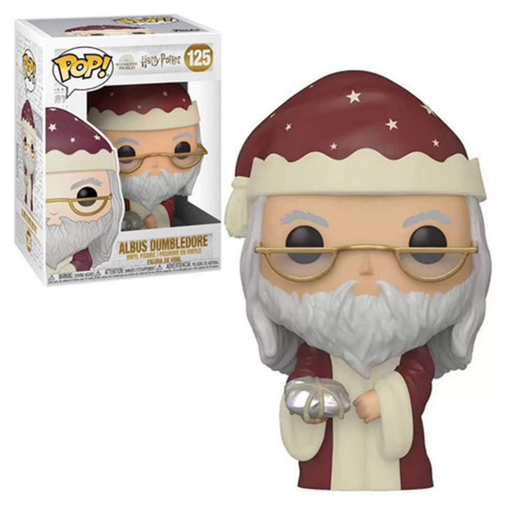 Pop Funko 125 Albus Dumbledore Harry Potter