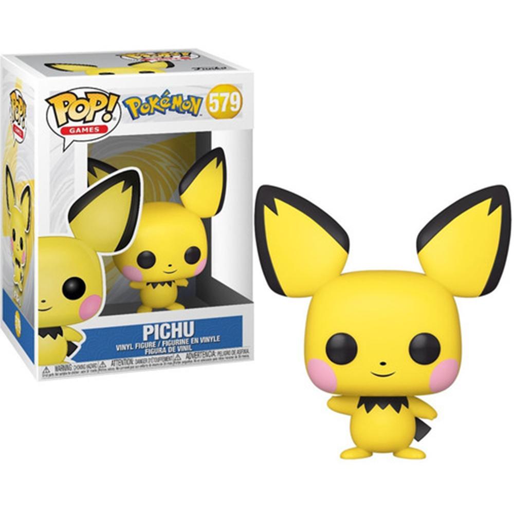 Pop Funko 579 Pichu Pokemon