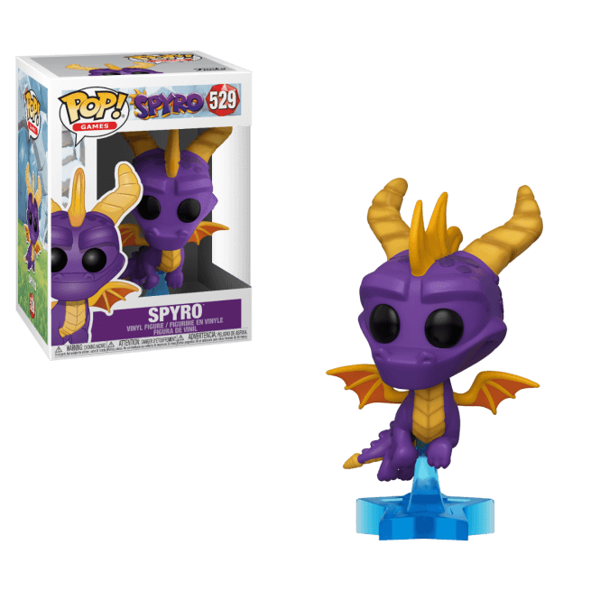 Pop Funko Games - Spyro #529