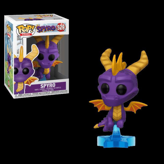 Pop Funko Games - Spyro #529