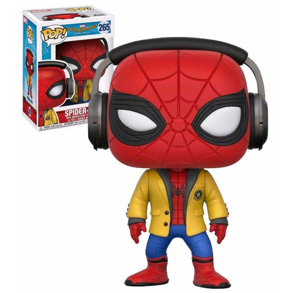 POP! Funko Marvel: Spider-Man / Homem Aranha - Homecoming # 265 - DUPL