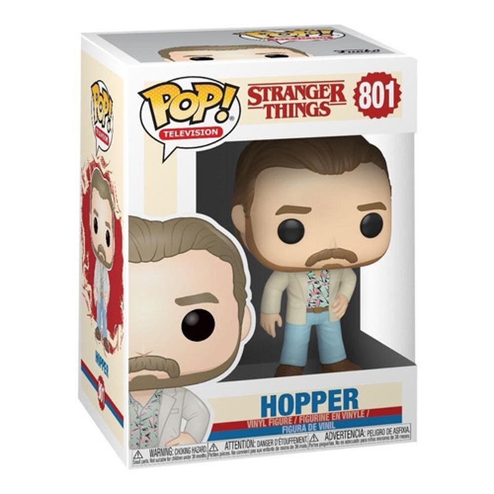 Funko Pop! Hopper Date Night 801 - Stranger Things