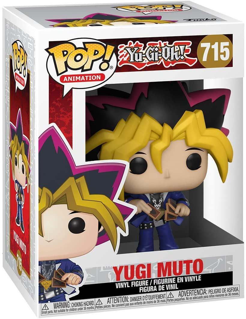 Pop! Yugi Muto: Yu-Gi-Oh! #715 - Funko