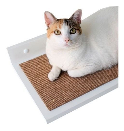 Prateleira Para Gato Gatton - Homecat Branca Média