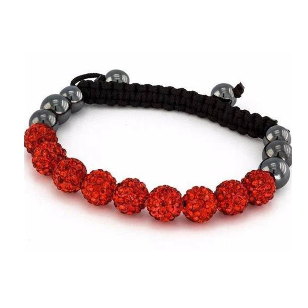 Pulseira Bracelete Shambhala Shambala Vermelha