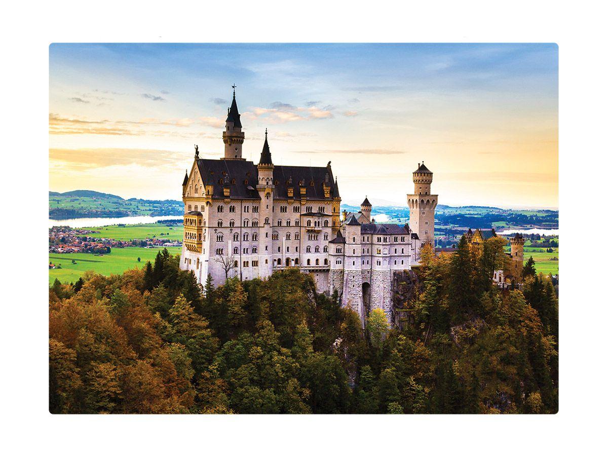 Puzzle Quebra Cabeça 1000 Peças - Castelo Neuschwanstein Toyster