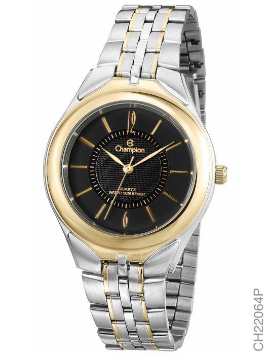Relógio Champion Analógico Feminino CH22064P Prateado
