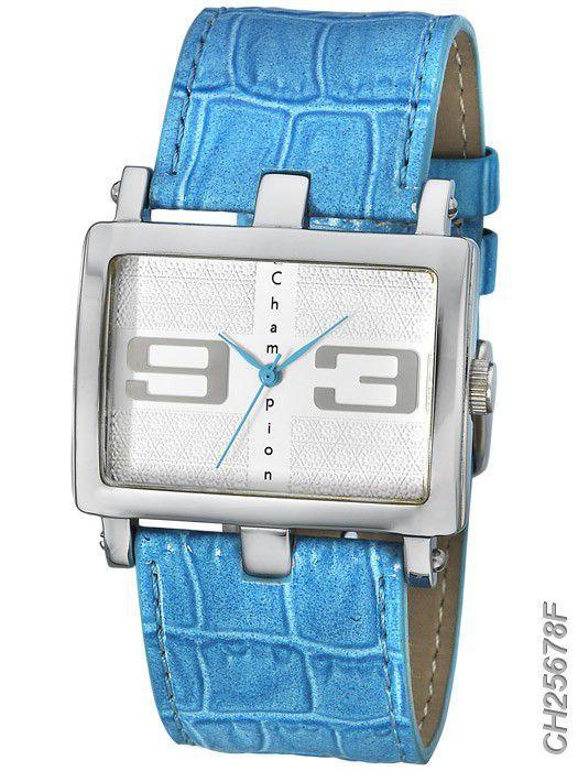 Relógio Champion Analógico Pulseira de Couro CH25678F