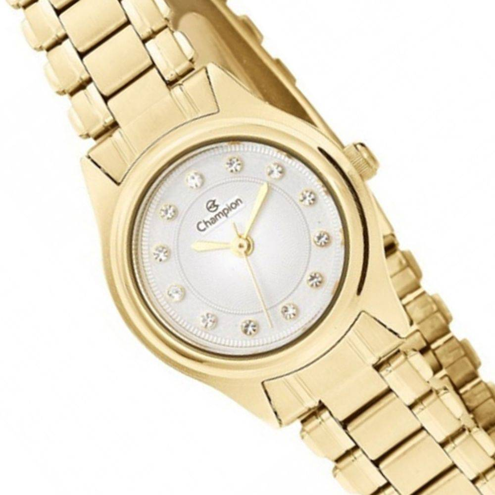 Relógio Champion Feminino Dourado CH24982H
