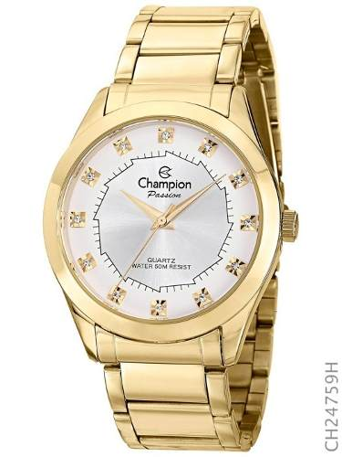Relógio Champion Feminino Passion Ch24759h - DUPLI