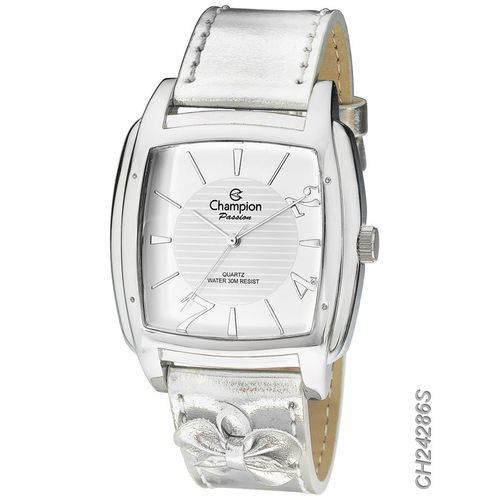 Relógio Champion Feminino Prata CH24286S
