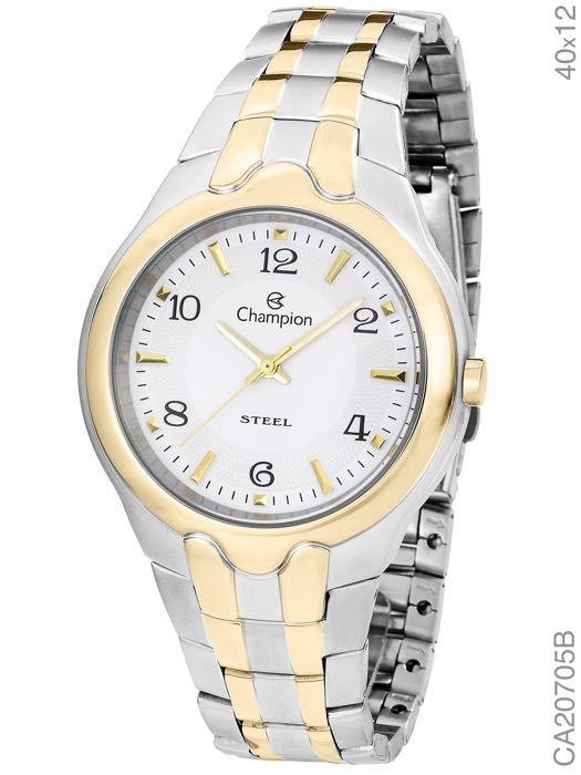 Relógio Champion Feminino Social CA20705B Misto