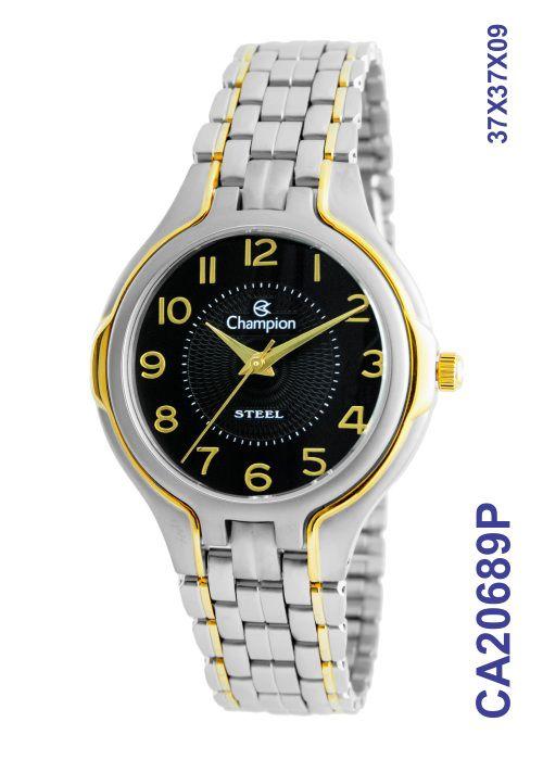 Relógio Champion Masculino Social CA20689P Misto