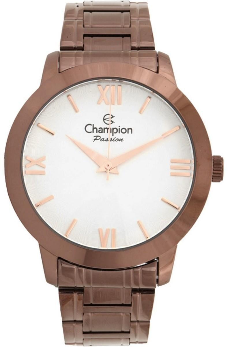 Relógio Champion Passion Feminino Choco CN28704O