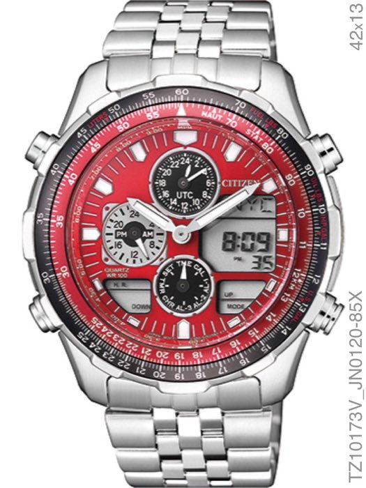 Relógio Citizen Promaster JN0120-85X / TZ10173V Prata