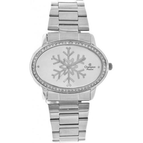 Relógio De Pulso Feminino Champion Passion Prata CH24375Q