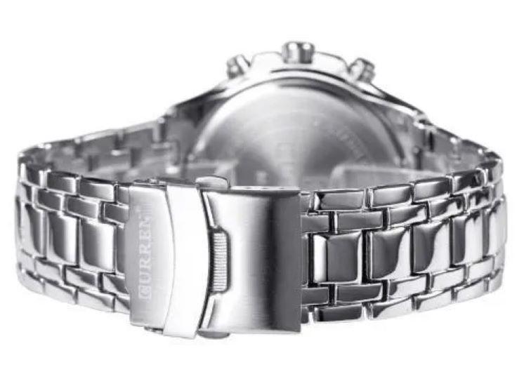 Relógio De Pulso Masculino Curren 8023 Original