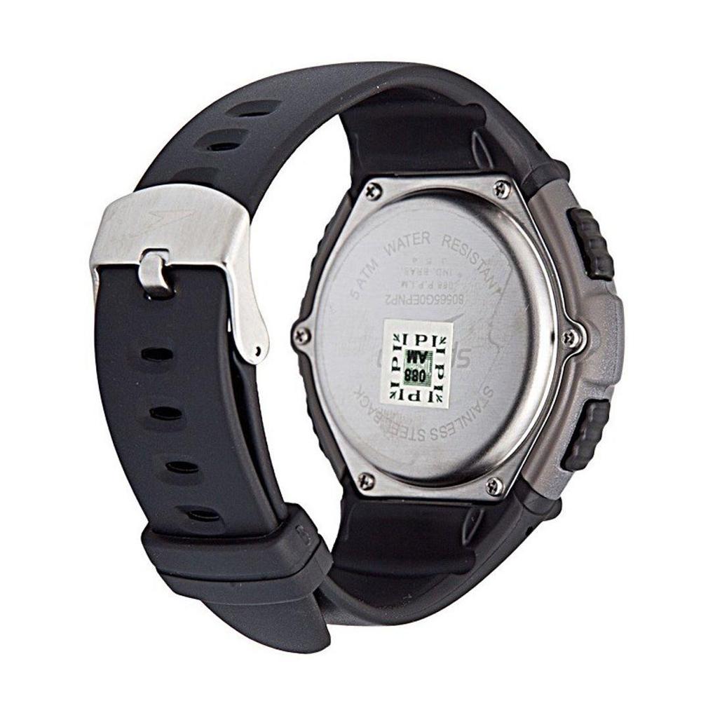 Relógio Digital Speedo Com Monitor Cardíaco 80565G0EPNP2