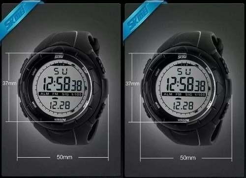 Relógio Esportivo Prova D'água Skmei S-shock Digital 1025