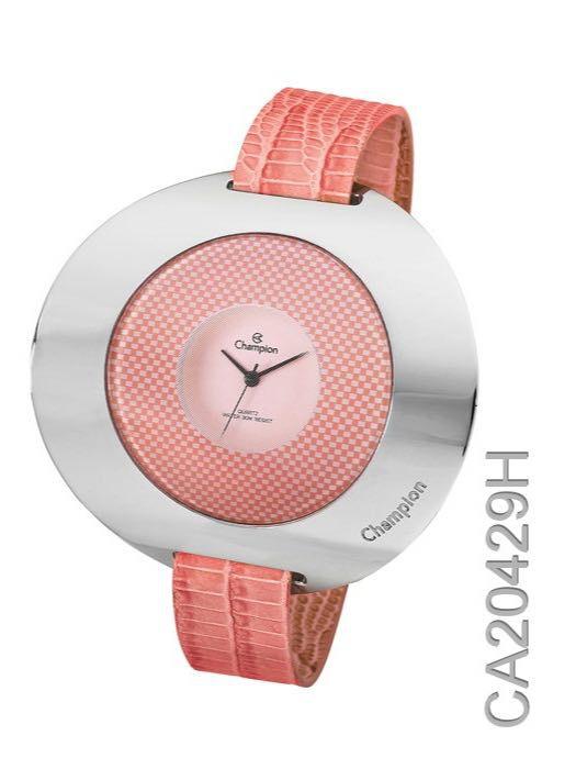 Relógio Feminino Champion CA20429H Rosa